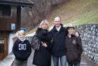 Igor und Familie Freibrughaus