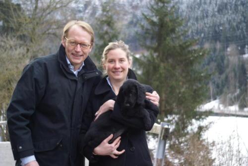 Irresistible Ella mit Anja und Willi von Becker