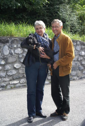2 Familie Maag mit Paco