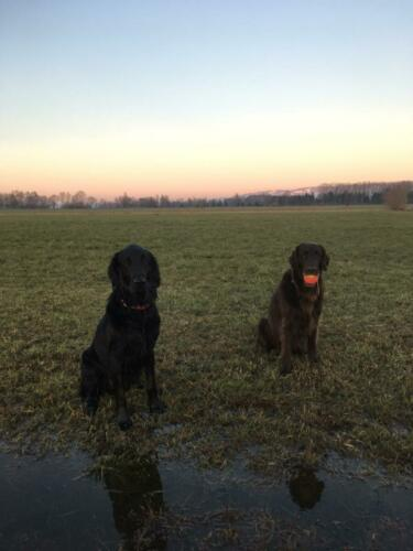 Tayra und Lia