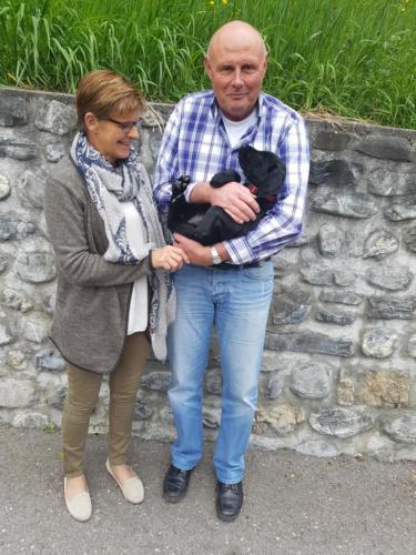 1 Tizzi mit Christine und Hugo