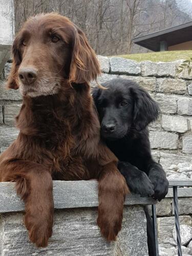 Mia und Vera